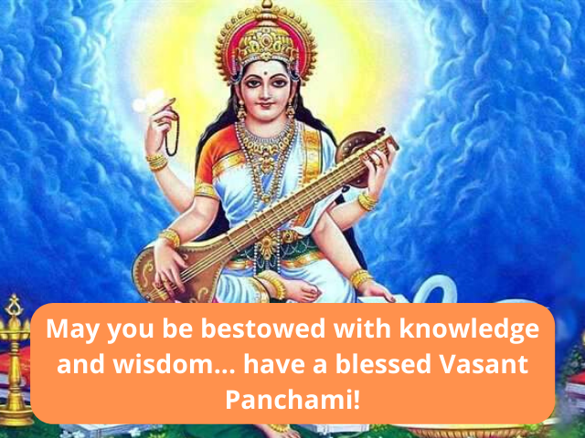 Happy Basant Panchami 2020 Images