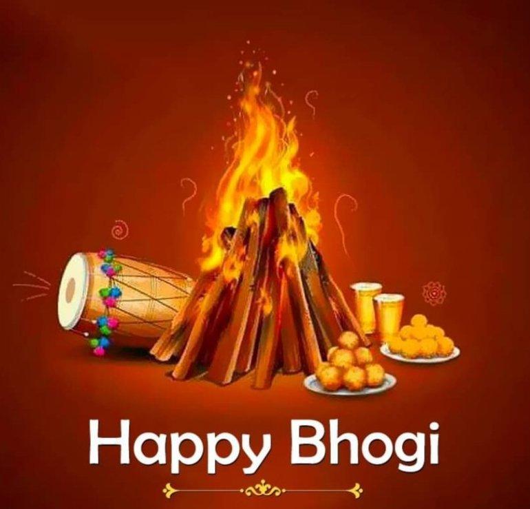Wish You A Happy Bhogi