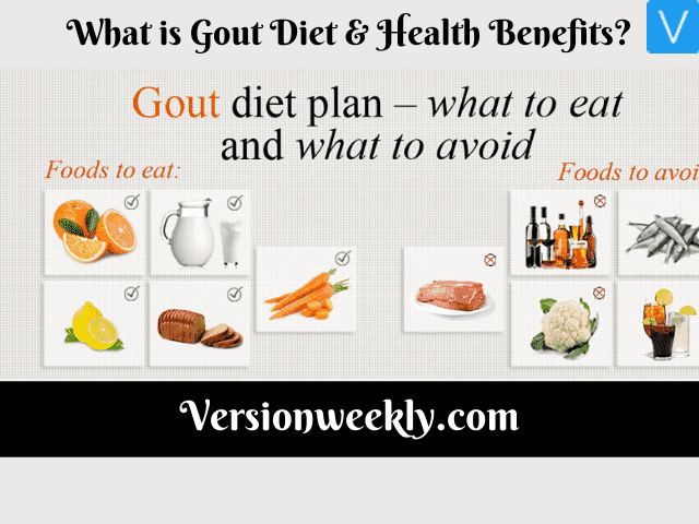 All About Gout Diet Plan