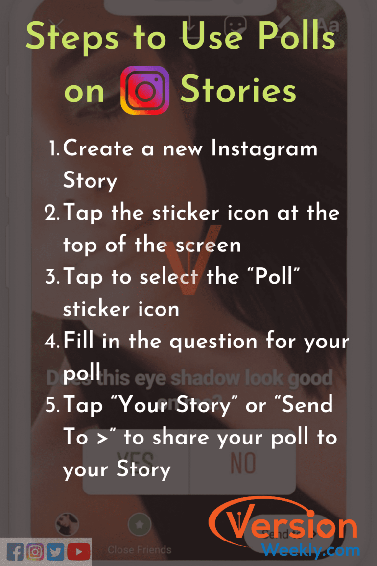 How to use poll on Instagram Stories