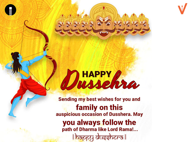 happy dussehra 2020 send wishes messages quotes sms greetings images gifs to loved ones on whatsapp facebook instagram version weekly happy dussehra 2020 send wishes