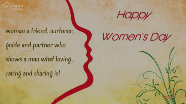 banner for happy womens day 2021