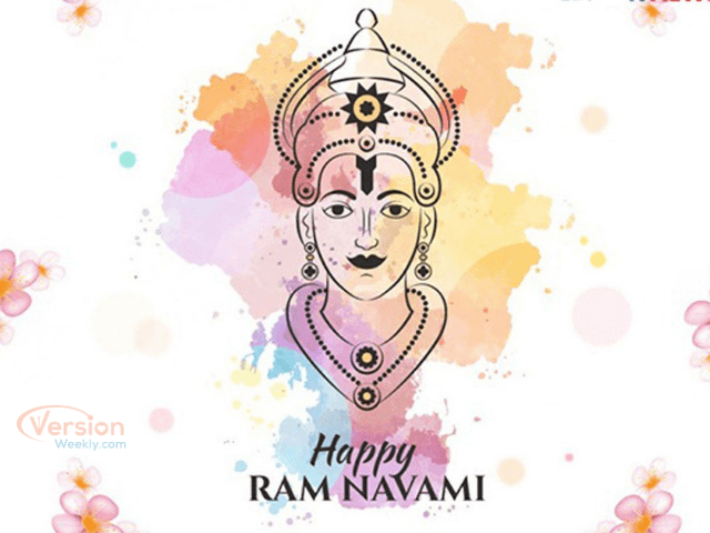 Happy Sri Rama Navami image free download