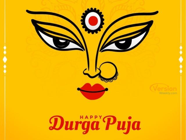 happy durga puja 2021 wishes status pics