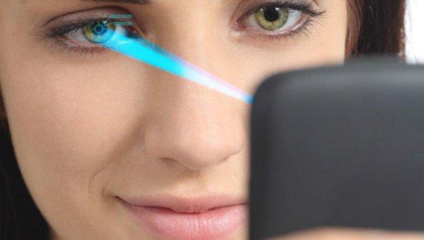 Глазами моргай – iPhone управляй