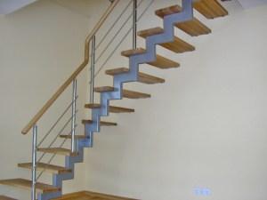 metaliniai laiptai