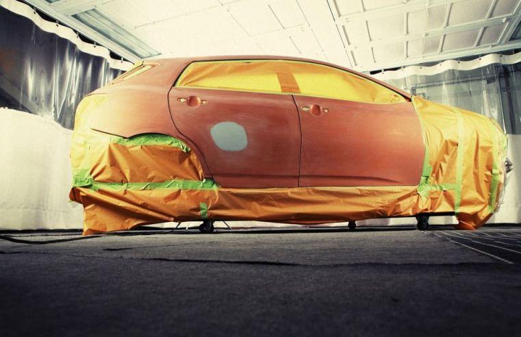Automobilių dažymas – kokie privalomi žingsniai puikiam rezultatui?