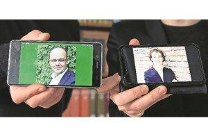 Professoren der TU Dresden treiben digitale Lehre voran