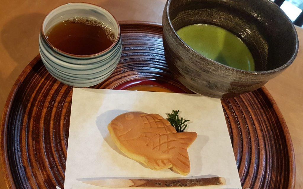 Le thé vert japonais selon la tradition