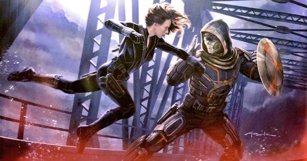 Black Widow será la primera película de la cuarta fase del MCU ...