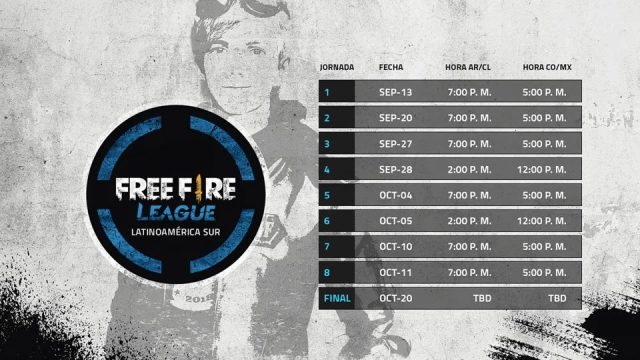 FreeFireLeague-LAS-1