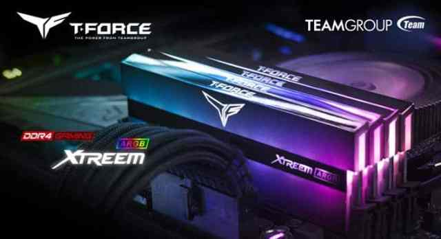TeamgroupTForceXtreemARGB