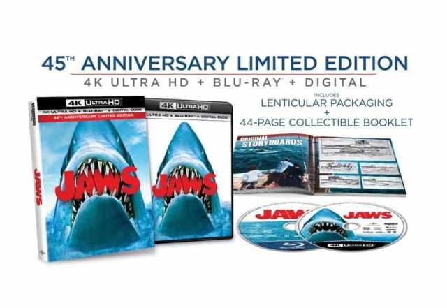 Jaws-45thAnniversaryLimitedEdition