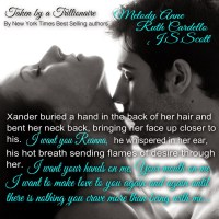 Taken by a Trillionaire by Authors Melody Anne, Ruth Cardello and J. S. Scott