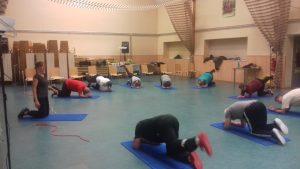 Sport sur ordonnance : Gym adaptée @ Maison des Loisirs