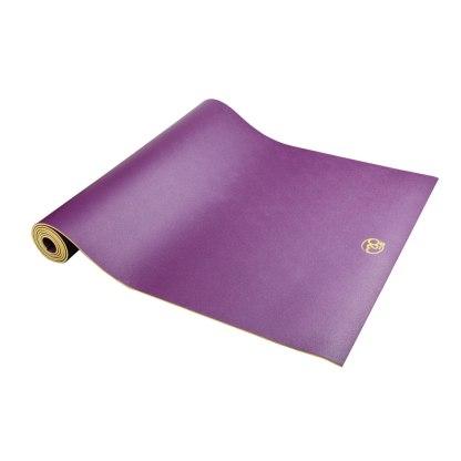 Tapis de Yoga SureGrip 4mm Yoga-Mad purple