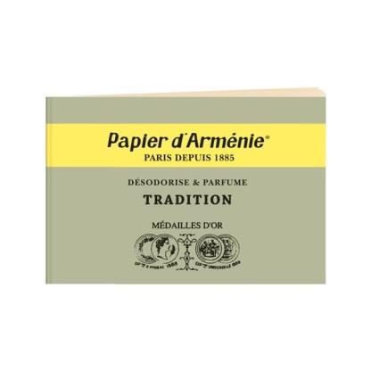 Carnet Tradition Papier d'Arménie