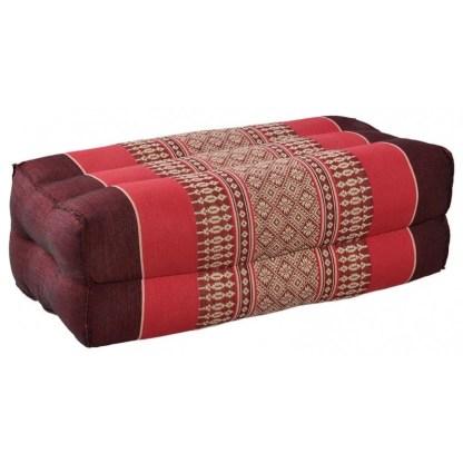Coussin de yoga Anadeo burgundy-rouge
