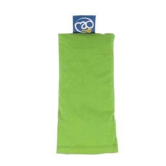 Coussin de yoga pour les yeux bio Yoga-Mad lime green