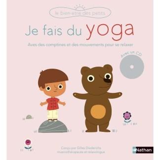 Je fais du yoga