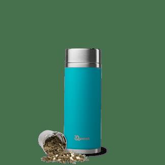 Théière isotherme Originals Turquoise 400ml Qwetch