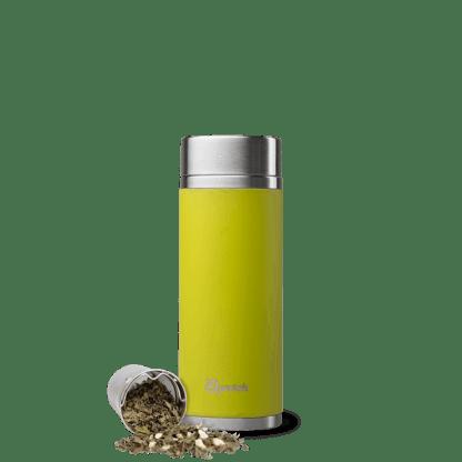 Théière isotherme Originals vert 400 ml Qwetch