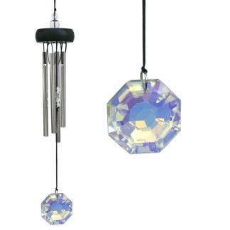 Carillon à vent Precious stones Cristal Woodstock Chimes