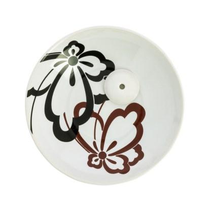 Brûle-parfums Yukari déco nature papillon Nippon Kodo