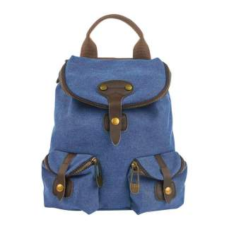 Sac à dos Zede Saint Paul Small bleu jean