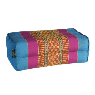 Coussin de yoga Anadeo blue fuschia