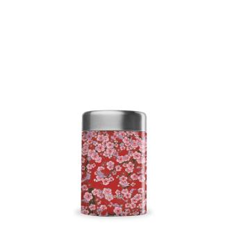 Boîte repas et soupe isotherme Flowers 340ml Qwetch