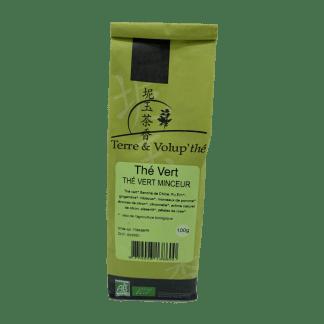 Thé vert Minceur bio Terre & Volup'thé