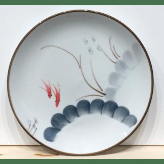 Assiette poisson 20cm