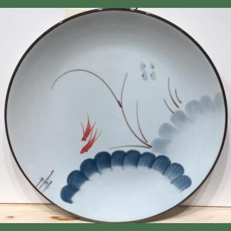 Assiette poisson 25cm