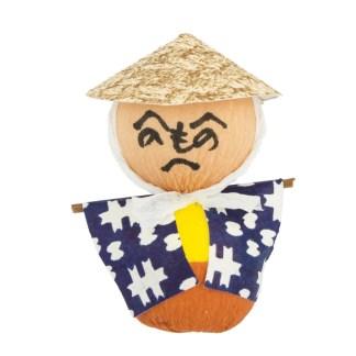 Culbuto Okiagari Kuebiko l'épouvantail