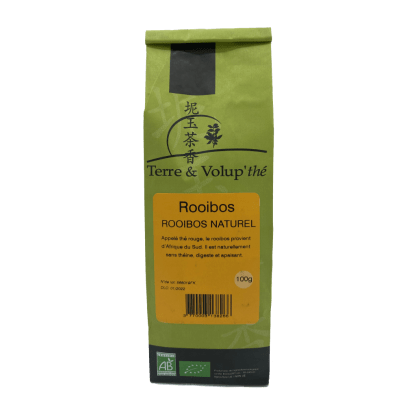 Rooibos naturel bio Terre & Volup'thé