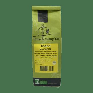Tisane Silhouette bio Terre & Volup'thé