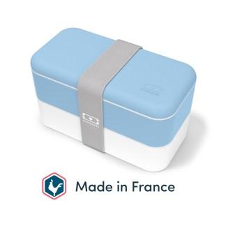 Boîte à bento MB Original bleu crystal Monbento