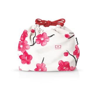 Sac à bento MB Pochette M graphic Blossom Monbento