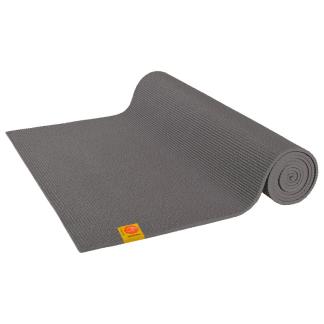 Tapis de yoga Non-Toxique Chin Mudra gris