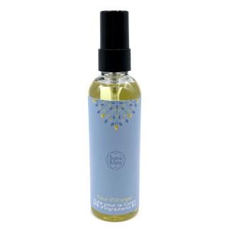 Huile de massage corps Fleur d'oranger Autour du bain