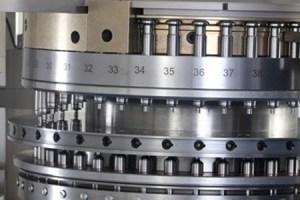 Pharmaceutical Tablet Press  TPR 500