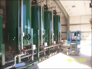 Industrial Water Treatment For Inanic Contaminants Chemical Treatment Processes