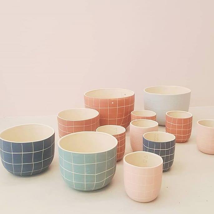 pot cache ceramique