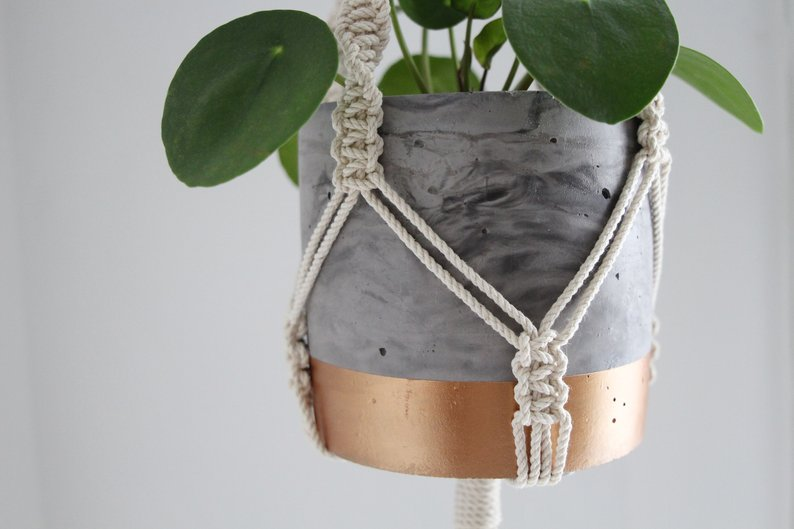 cordes macrame suspension