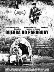 Poster do filme Guerra do Paraguay