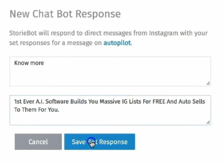 activate the chat bot