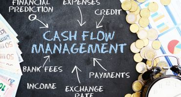 THE UPS AND DOWNS OF BUSINESS CASH FLOW