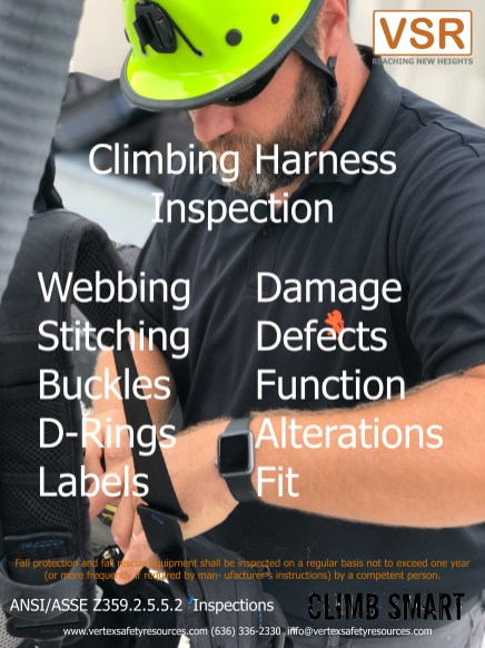 Harness Inspections