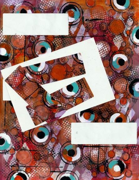 #ArtJournaling #Mixmedia #ArtJournal #ArtJournalPage